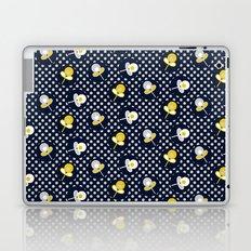 retro paisley flower Laptop & iPad Skin