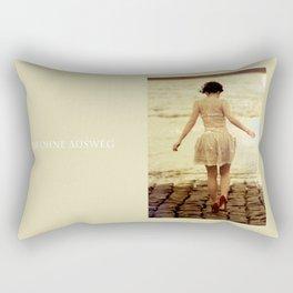Liebe ohne Ausweg Rectangular Pillow