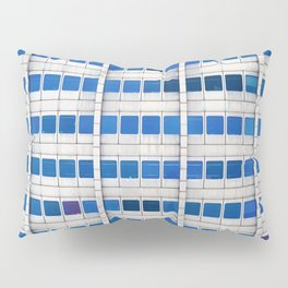 The Building (Color) Pillow Sham