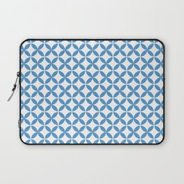 Palm Springs Screen: Turquoise [Smaller Print] Laptop Sleeve