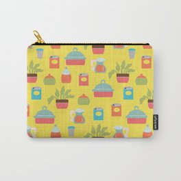Bright Kitchen Carry-All Pouch
