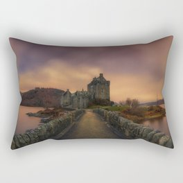 Island of Donnán Rectangular Pillow
