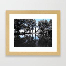 Kings Walden Framed Art Print