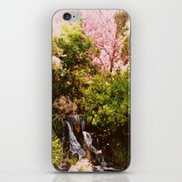 botanical iPhone & iPod Skins featuring Botanical by Tessa Ice