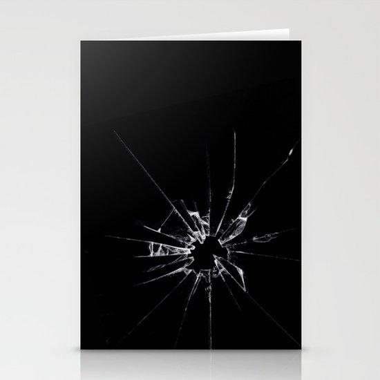 Break glass Stationery Cards