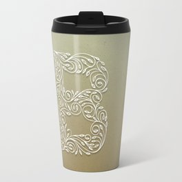 Botanical B Travel Mug