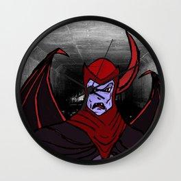 venger: master of demons Wall Clock