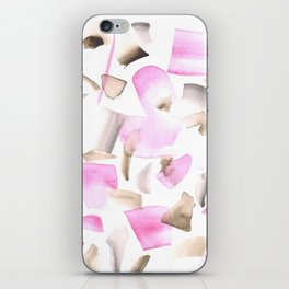 180515 Watercolour Abstract Wp 11   Watercolor Brush Strokes iPhone Skin