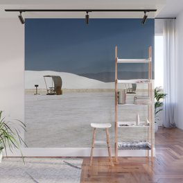 Picknick At White Sands Wall Mural
