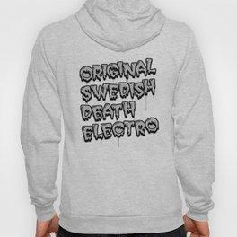 Original Swedish Death Electro #1 Hoody