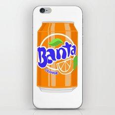 Banta iPhone Skin
