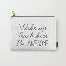 Awesome Teacher Carry-All Pouch