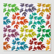 Happy Autumn Canvas Print