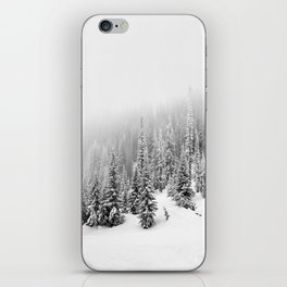 Foggy Forest iPhone Skin
