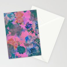 Le Fluer Fushia Stationery Cards