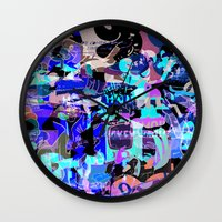 comics Wall Clocks featuring comics by Trent Call