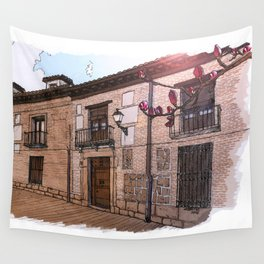 Sweet Home Alcalá Wall Tapestry