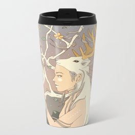 Dear Lost Memory, Where Have You Been? Metal Travel Mug