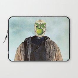"Jason Vorhees in ""The Son of a Man"" Laptop Sleeve"