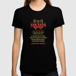 Ham Radio Operator - Gift T-shirt