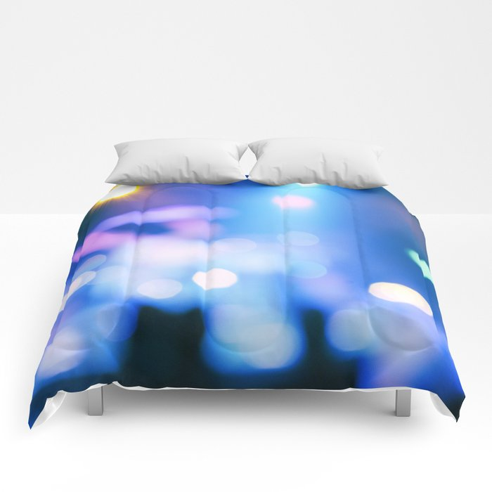 It's Party Time #2 #Blue Comforters