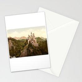Neuschwanstein, Upper Bavaria, Germany. Stationery Cards