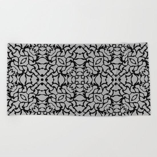 Pattern #09 Beach Towel