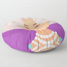 The Queen Floor Pillow