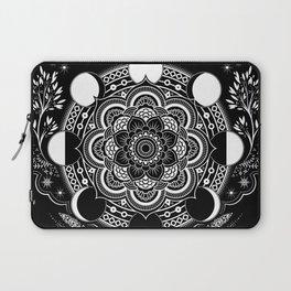 Moon Mandala Laptop Sleeve