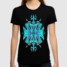 Fluid Abstract 05 T-shirt