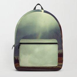 February rain Backpack