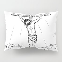jesus Pillow Sham
