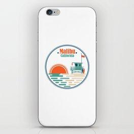 Malibu, California iPhone Skin