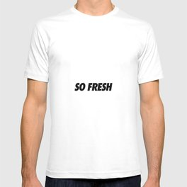 #TBT - SOFRESH T-shirt