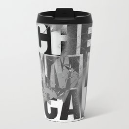 Chemical Temple Metal Travel Mug