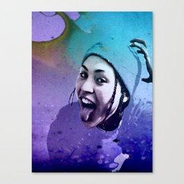JUST FUN Canvas Print