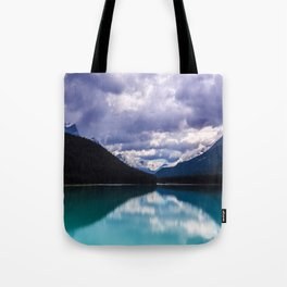 Undo this storm and wait Tote Bag