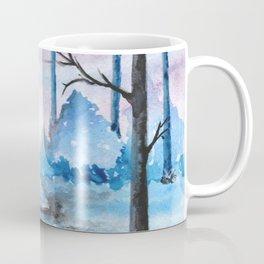 Into The Forest IV Coffee Mug