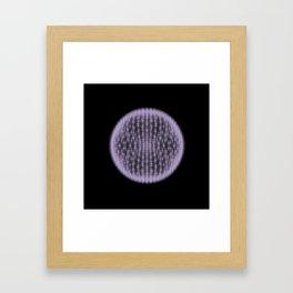 X,Y,Z Framed Art Print
