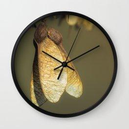 Samaras #1 Wall Clock