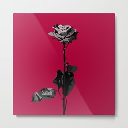 Deadroses Blackbear Metal Print