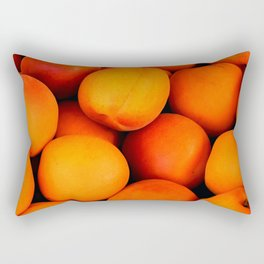 Apricots Rectangular Pillow