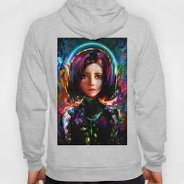 battle angel Hoody