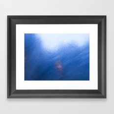 Winter Ice Framed Art Print