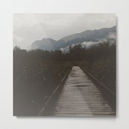 Annecy Metal Print
