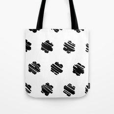 strokes Tote Bag