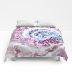 Fractal Whimsy Comforters