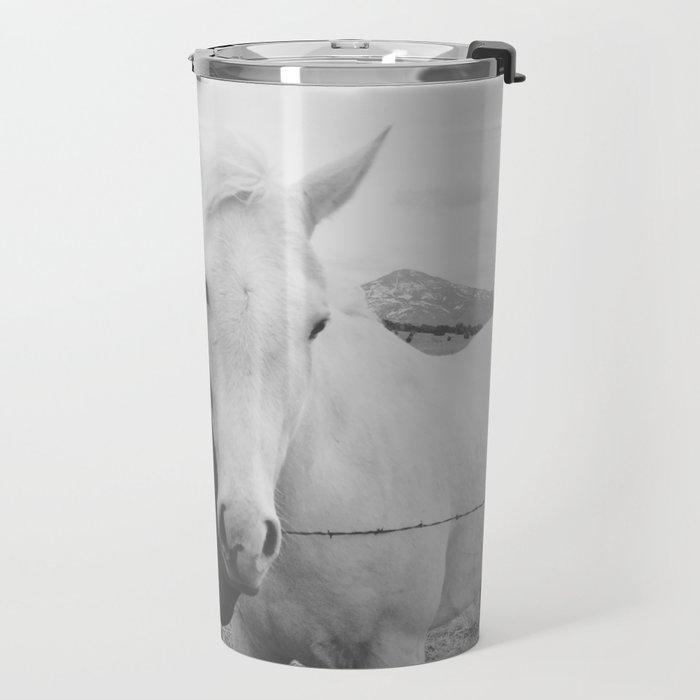 Horse Pair Travel Mug