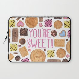 You're Sweet! Laptop Sleeve
