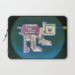 Spatial Bot Dog Laptop Sleeve
